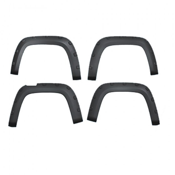 Amarok Studded Arches Matte Black 2.8mm R3299