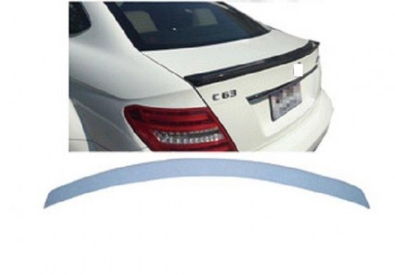 BE-001 MB W204 Plastic Boot Spoiler R799