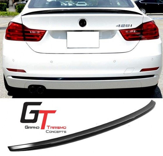 BMW F32 MP Boot Spoiler Gloss Black.jpg1