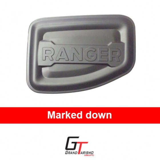 Blk fuel cap cover MD