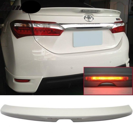 CLS-TY060B COROLLA BOOT SPOILER WITH LAMP R799