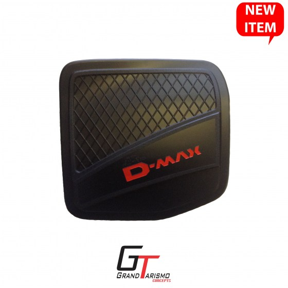 D Max fuel cap cover