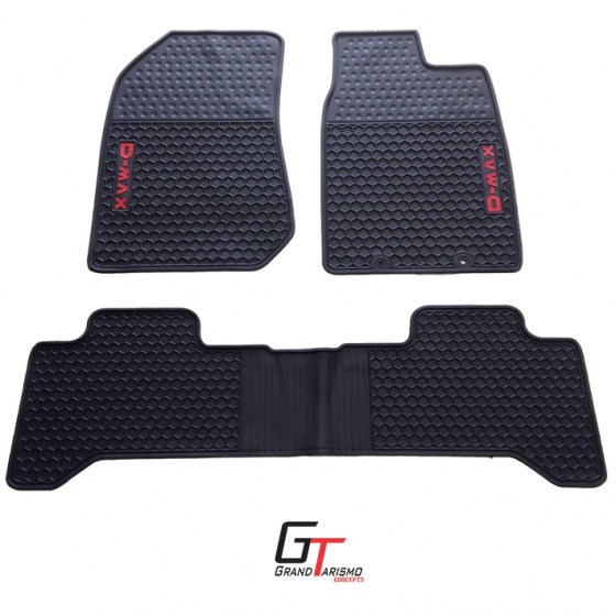 D Max rubber mats R699 3PC