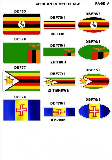 Domed Flags10