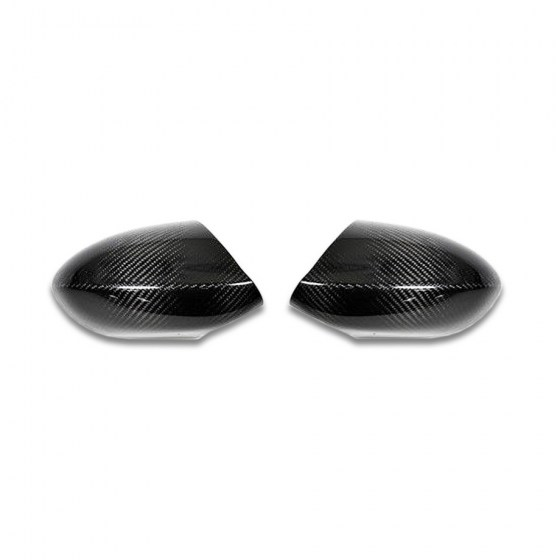 E90 Carbon Fibre Mirror Covers 06-08