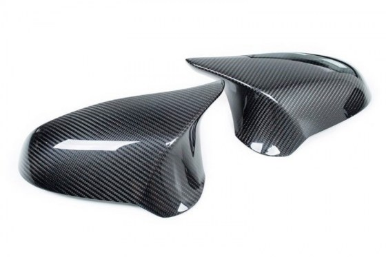 F30 M3-M4 Style Carbon Fibre Mirror Covers