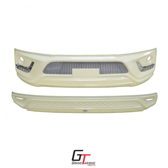 Fortuner Front & Rear Bumper Kit 16+ R5999