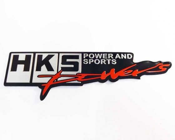 HKS Power & Sports Badge R99