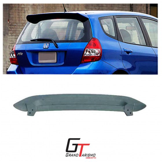 Honda Jazz 05-07 boot spoiler