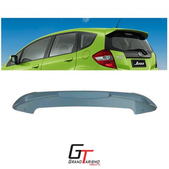 Honda Jazz 12+ boot spoiler