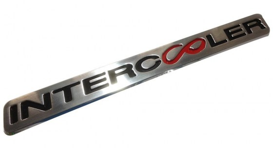 Intercooler Badge R99