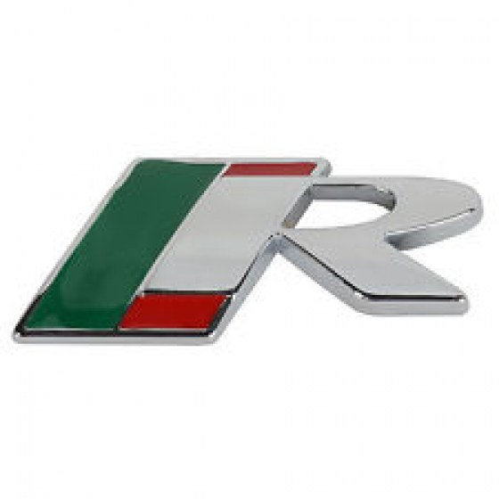 Jaguar R Badge R150