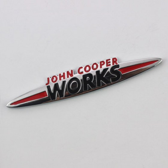 John Cooper Works Badge R99
