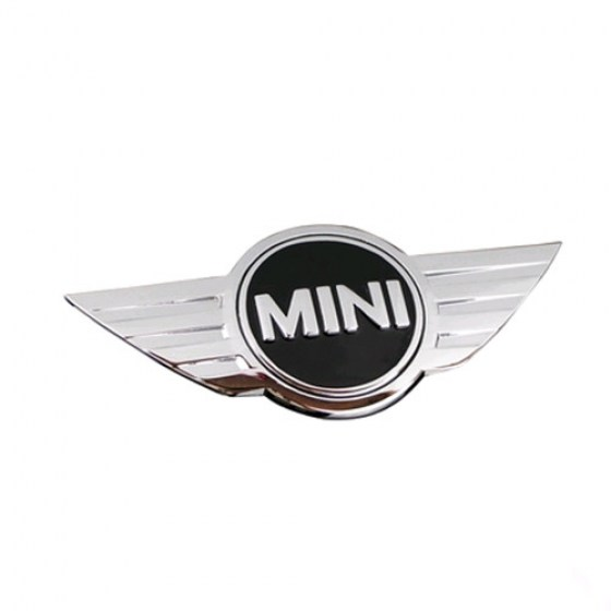 MINI Badge Chrome R150