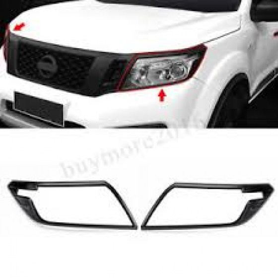 NAVARA NP300 HEADLIGHT TRIM