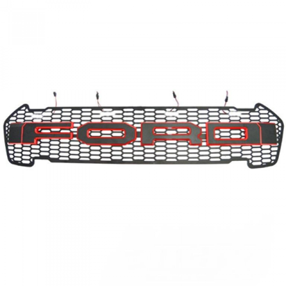 T7 Mesh Grille With LEDs
