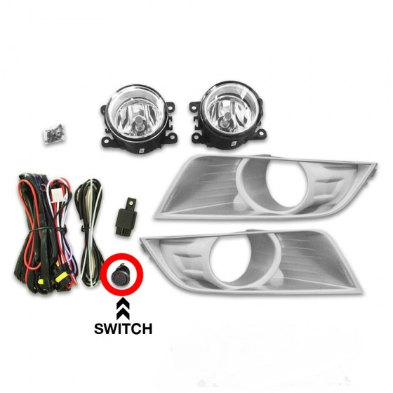 T7 OEM Style fog Lamps