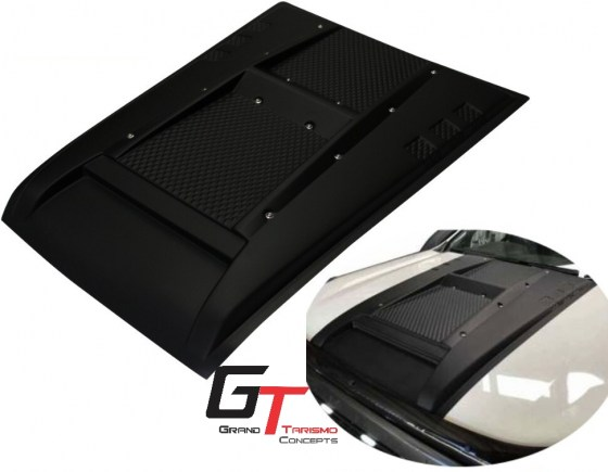 T7 Ranger Bonnet Scoop Studded