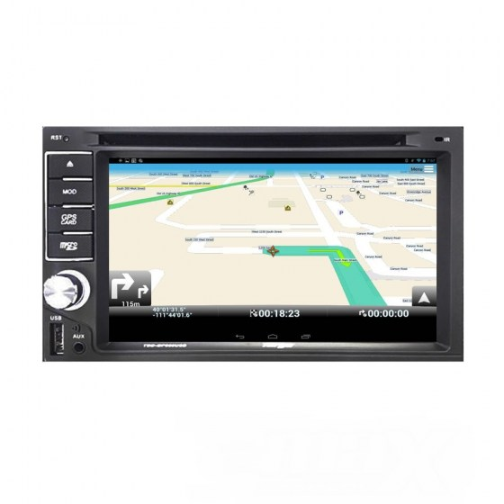 Targa Car Radio 62 TDD GP660USB