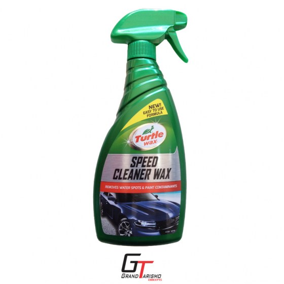 Turtle Wax Speed cleaner wax