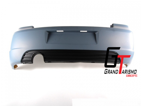 VW-Golf-4-R32-Plastic-Rear-BumperW