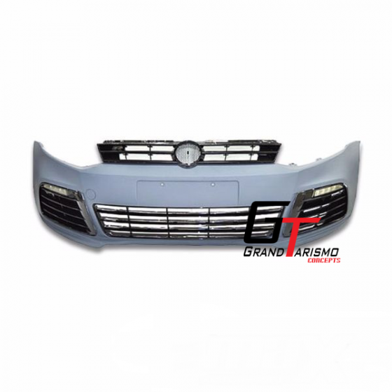 VW-Mk6-R20-Plastic-Front-BumperW