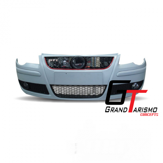 VW-Polo-9N3-GTi-Plastic-Front-BumperW