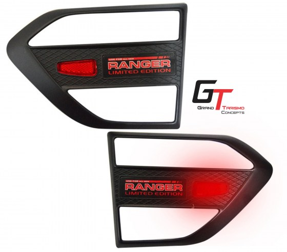 ranger T7 led fender vents