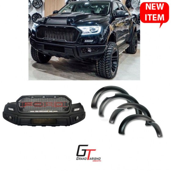 Ford ranger t7 R400 kit bumper and arches