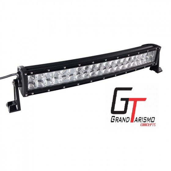 LED Bar 55cm 120w Curved R599